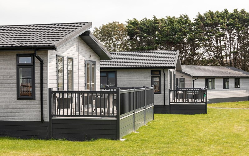 Bude Resort Lodges Exterior