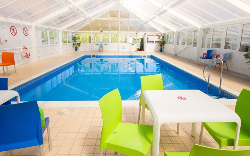Lakes Rookley indoor pool