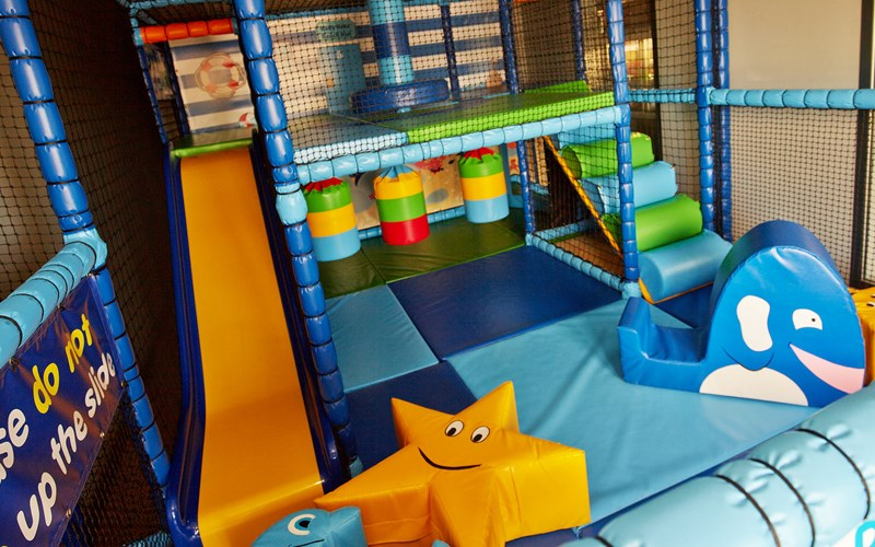 Soft play Bay Colwell