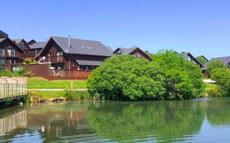 Retallack lakeside lodges