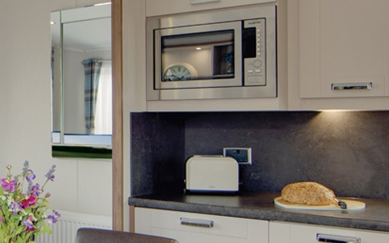 Caravan Kitchen