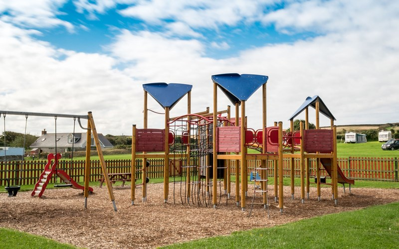 Bude Holiday Resort playground
