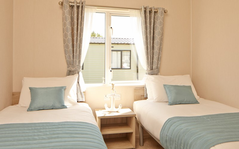 Newperran Twin Room