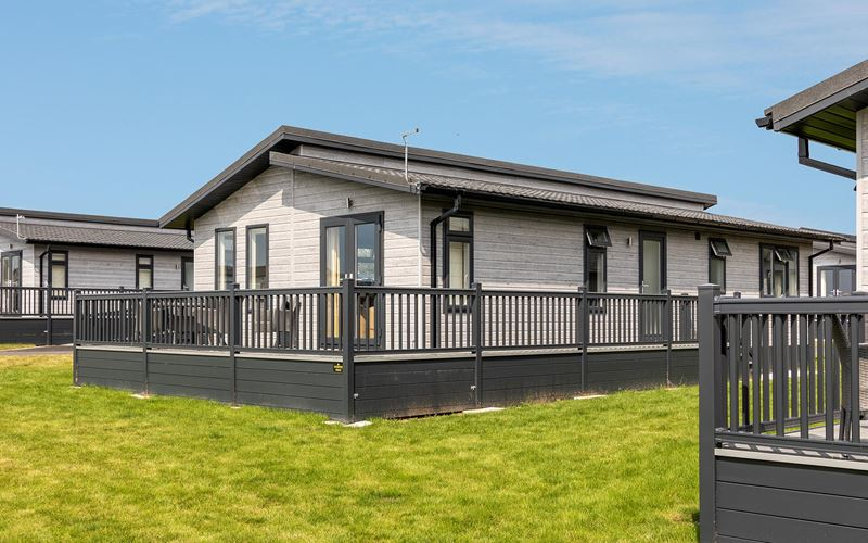 Lodges exterior Bude Holiday Resort